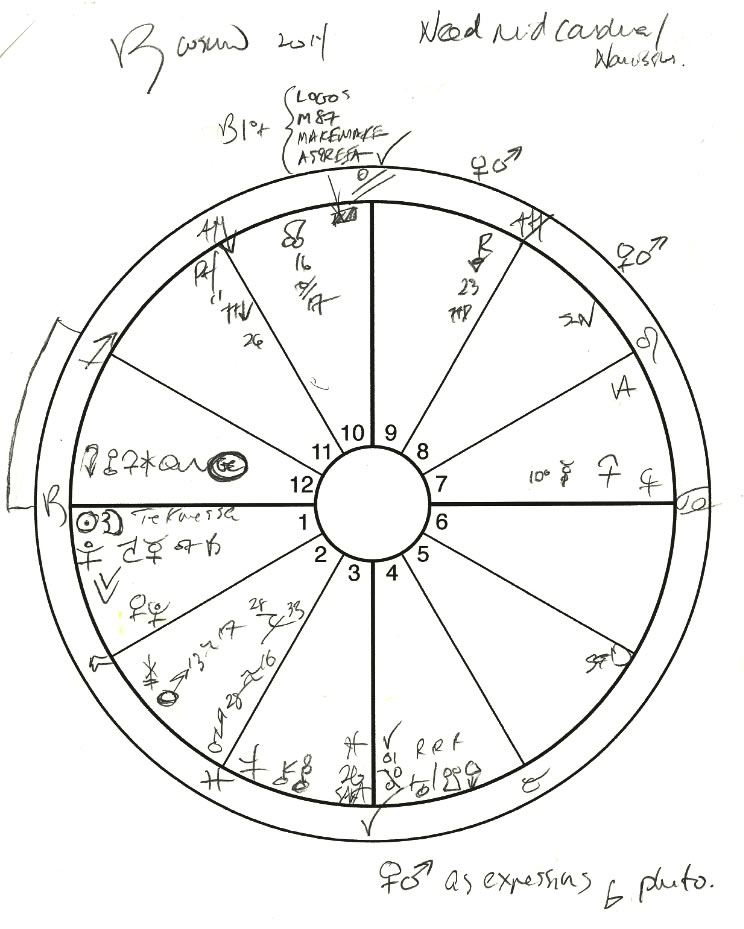 Capricorn sketch.
