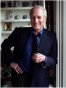 Paul Newman (1925-2008).