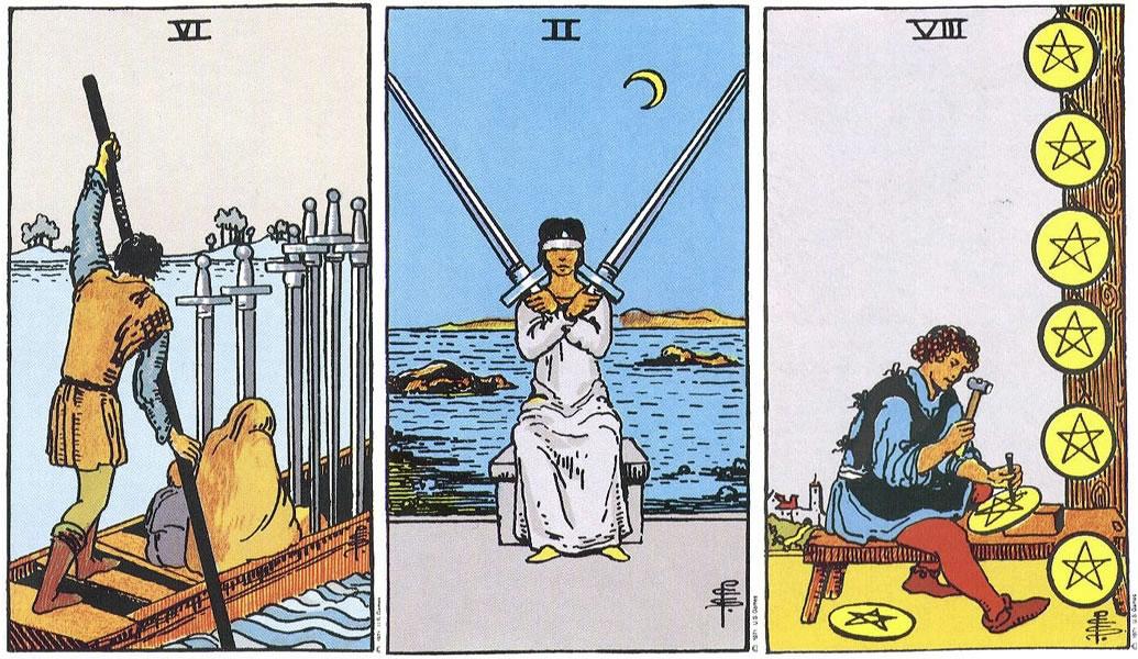 6card tarot
