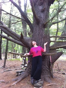 Elisa and the Omega Grandmother Tree