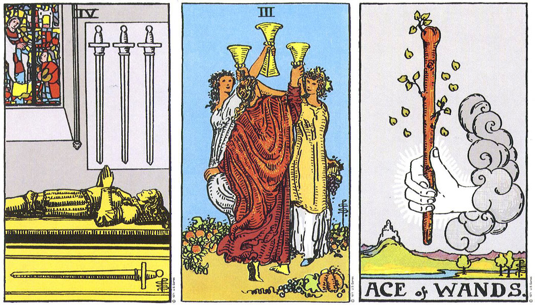 knight of swords and ace wands relationship