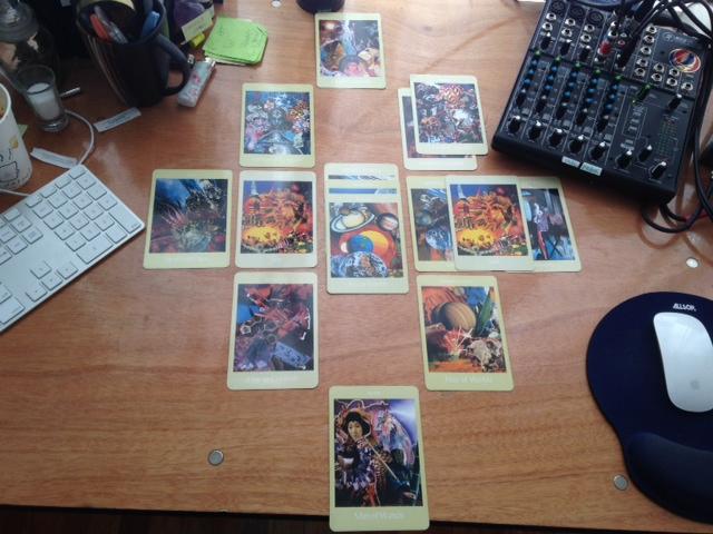 Tarot #1.