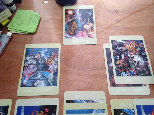 Tarot #3.