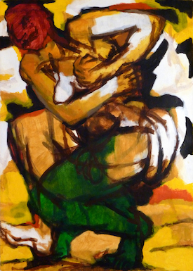Dancing Man by Steve Engle