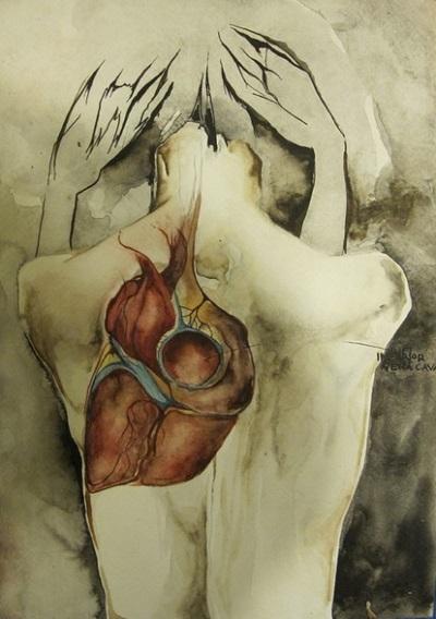 """""""Broken"""" by Alexis McLean"""