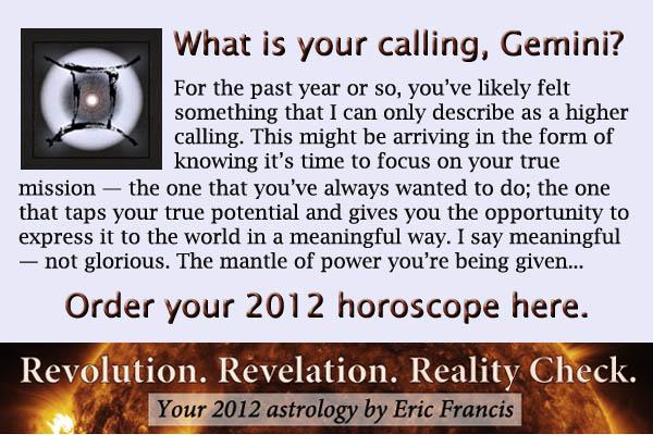what gemini horoscope means