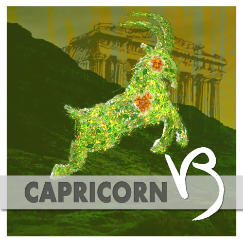 Capricorn Sun & Rising — Monthly Horoscope & Sign