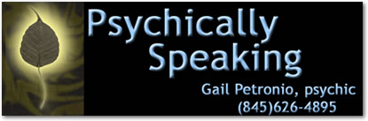 Psychically Speaking