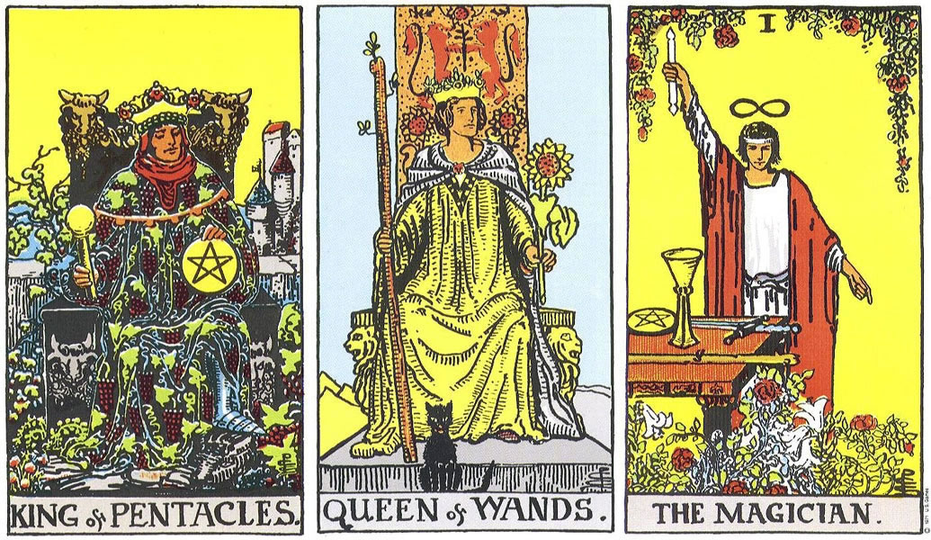 The Weekend Tarot Reading — Sunday, July 10, 2011