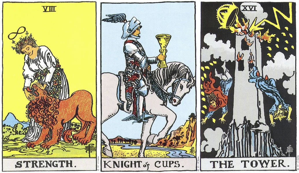 The Weekend Tarot Reading — Sunday, November 13, 2011
