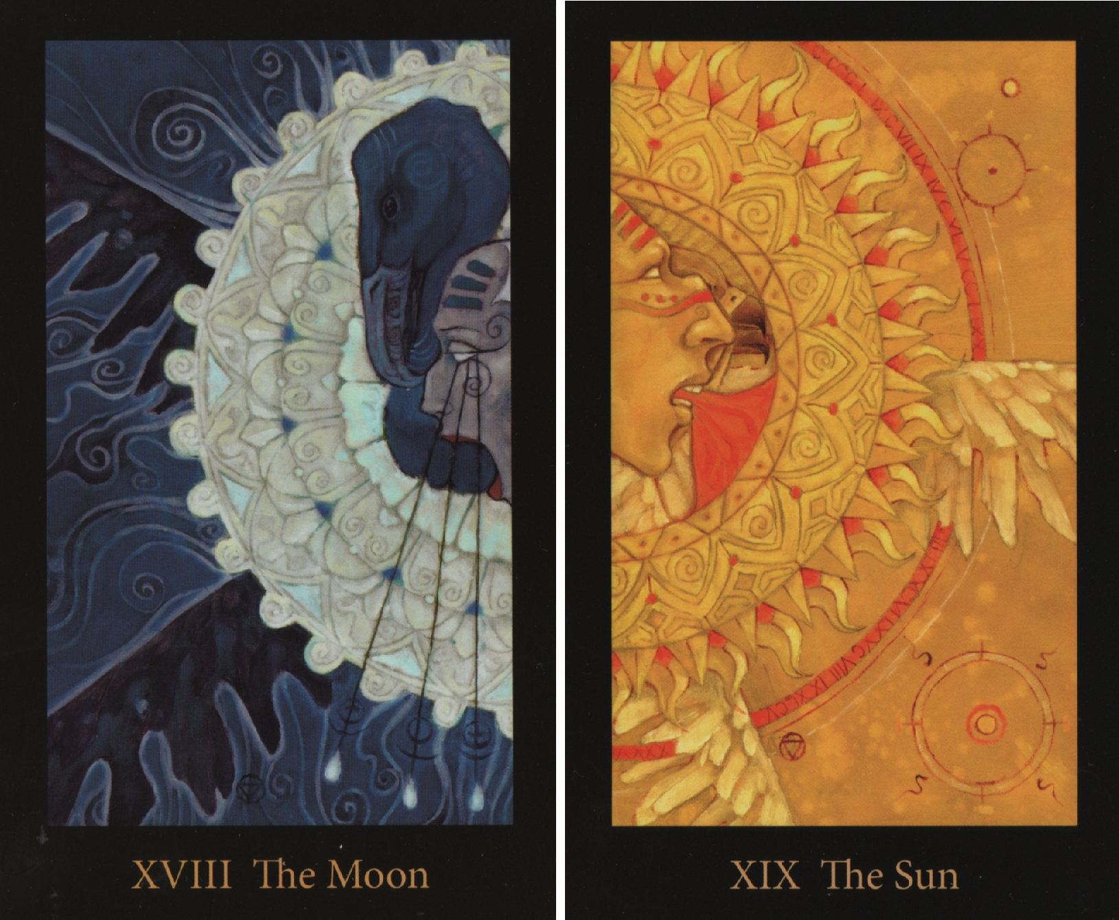 Image Result For The Sun Love Tarot