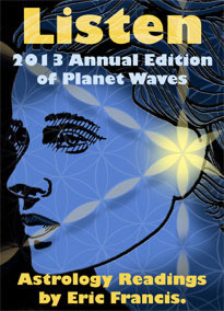 2013 Annual Edition of Planet Waves