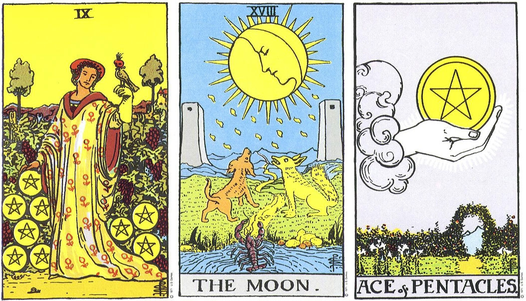 The Weekend Tarot Reading — Sunday, May 5, 2013 – Astrology