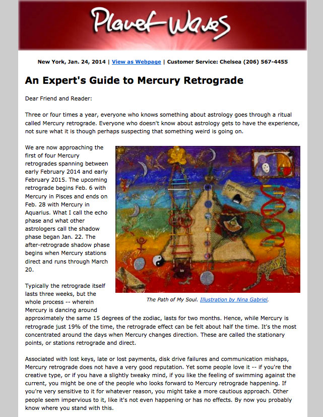 An Expert's Guide to Mercury Retrograde.