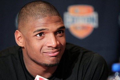 Michael Sam is set to be the first openly gay American football player.